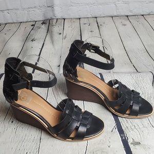 Dolce Vita Genuine Leather Wedges